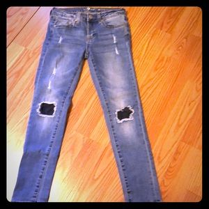 all kids buy 2 get 1 free - distressed girls jeans